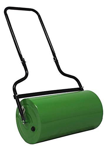 Gartenwalze 60 cm Walze Rasenwalze 32cm Durchmesser Handwalze befüllbar