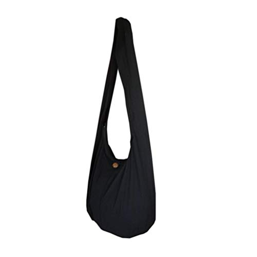 PANASIAM Shoulderbag Uni black M