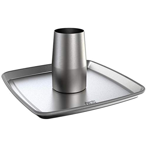 BBQ Hähnchenbräter/Geflügelhalter Edelstahl Jamie Oliverfür Backofen und Grill