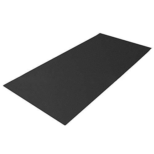 Bodenschutzmatte Schutzmatte Für Fitnessgeräte Laufband Heimtrainer Unterlegmatte Fitness Matte Für Crosstrainer Rollentrainer Yoga