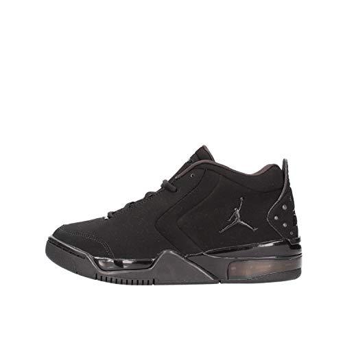 Nike Unisex Kinder Jordan Big Fund (Gs) Basketballschuh, Dunk Gelb Braun, 39 EU