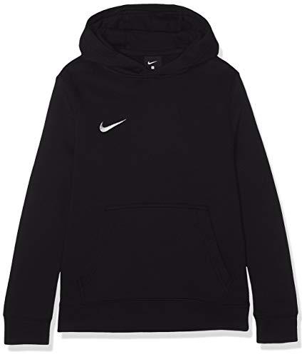Nike Unisex-Kinder Hoodie Po Fleece Tm Club19 Kapuzenpullover, Schwarz (Black/White/010), S