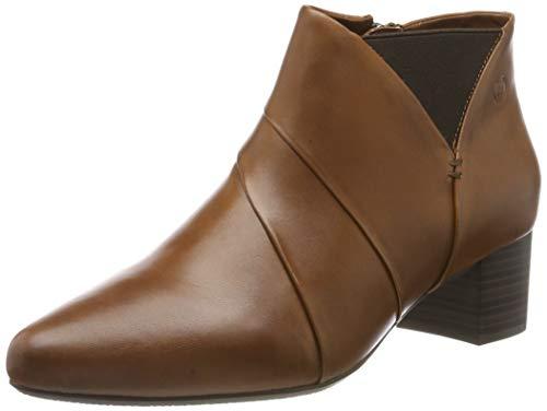 Gerry Weber Shoes Damen Terrassa 04 Stiefeletten, Braun (Cognac Mi90 370), 41 EU (7 UK)