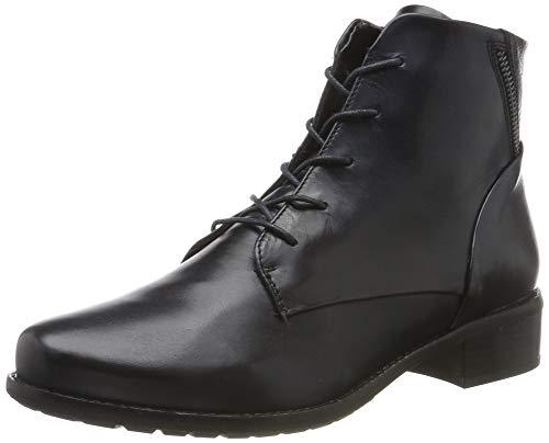 Gerry Weber Shoes Damen Calla 17 Stiefeletten, Blau (Ocean Mi25 530), 36 EU