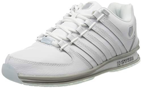 K-Swiss Herren Rinzler SP SB Sneaker, Weiß (White/White/Ice 932), 44.5 EU