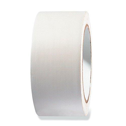 12x UV Putzerband PVC Schutzband glatt Weiß 50mm x 33m Putz Abklebeband außen