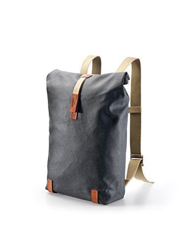 Brooks England Ltd. Unisex Adult Backpack Rucksäcke, Grey, 15 x 31.5 x 55 cm