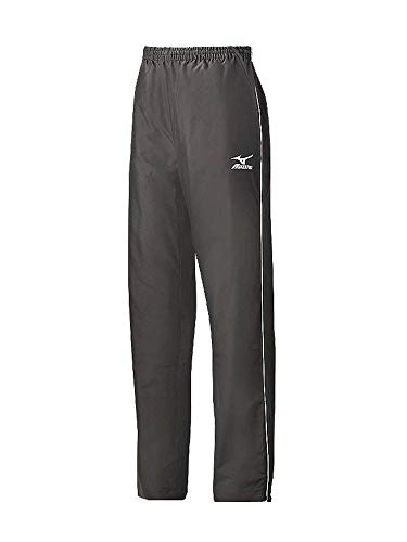 Mizuno Damen Team V Warm Up Hose, Damen, anthrazit