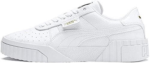 Puma Damen Cali Wn's Sneaker, Weiß White White, 38.5 EU