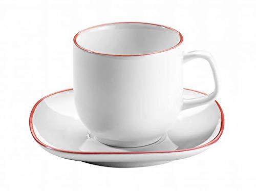 Kaffeeset Mokkaservice Set Türk Kahve Seti mit 6 Tassen mit Untertasse Mokka Neu