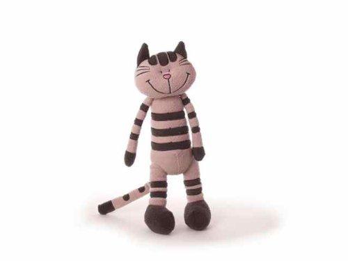 Inware 7729 - Kuscheltier Schlenkerkatze Josie, 38 cm, Schmusetier, Katze, Kätzchen, Schlenkertier by Unbekannt