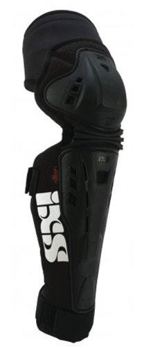 IXS Erwachsene Knee/Shin Guard Assault, schwarz, S