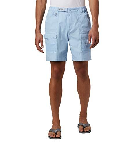 Columbia Half Moon III Herren-Shorts, Herren, Half Moon Iii Short, Segel, X-Large x 6