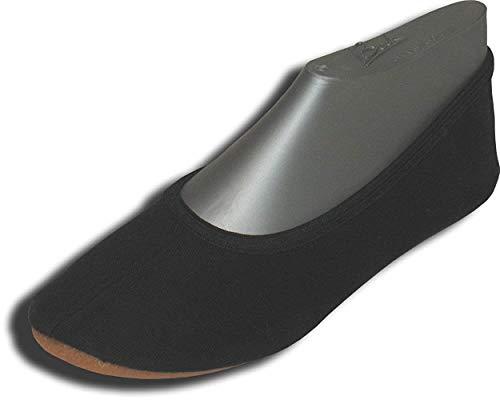 Beck Basic schwarz 060 s, Unisex - Erwachsene Sportschuhe - Gymnastik, schwarz, EU 40