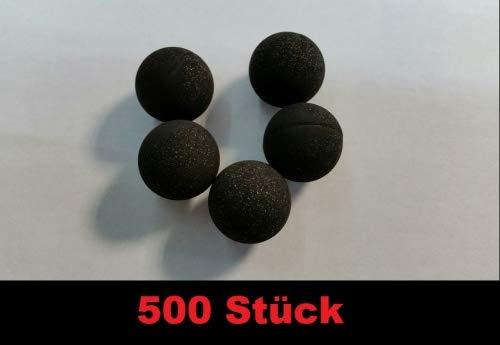 IDP 500 Rubberballs Reballs mit Stahl/Gummigemisch Cal 68