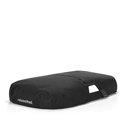 reisenthel carrybag cover black Maße  48,5 x 6,5 x 28,5 cm