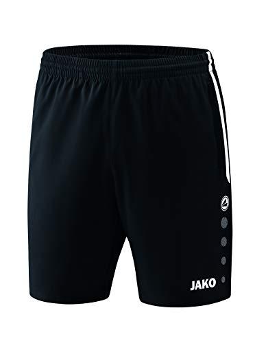 JAKO Herren Competition 2.0 Shorts, schwarz (schwarz), M