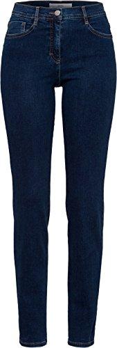 BRAX Damen Style Shakira Skinny Jeans, Blau(CLEAN REGULAR BLUE), W34/L32 (Herstellergröße: 44)