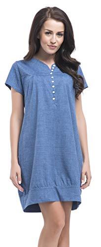 DN, Nachthemd, TM.8061 Jeans Gr. L