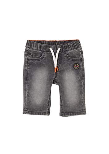 s.Oliver Jungen Regular Fit: Jeans-Bermuda grey 128.REG