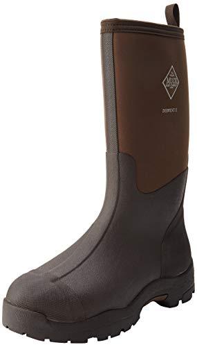 Muck Boots Unisex Erwachsene Derwent II Arbeitsschuhe, Brown (Bark), 46 EU