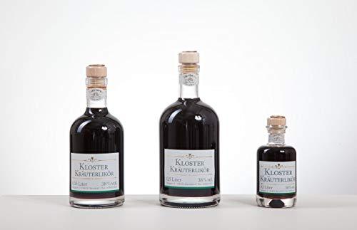 Diesdorfer Kloster Kräuterlikör 38%vol. 100 mL Glasflasche