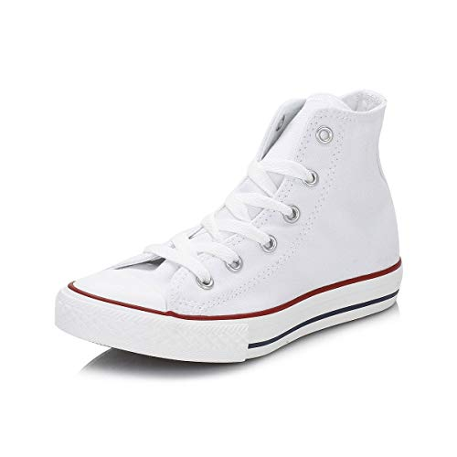 Converse Unisex Kinder Schuhe, Weiß/Optical, 31.5 EU