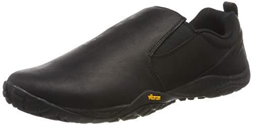 Merrell Herren Trail Glove 4 Luna Slip On Sneaker, Schwarz (Black Black), 42 EU