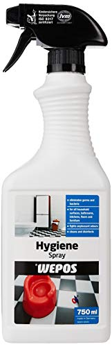 Wepos 2000001258  Hygiene Spray 750 ml
