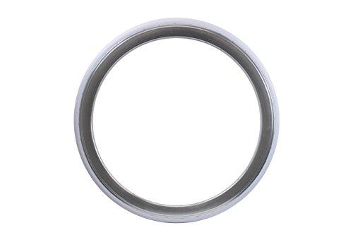 700 x 28C Tannus Vollgummireifen solid Fixie Singlespeed Reifen Aither 1.1, Farbe:Weiss