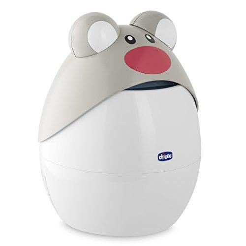 Chicco 00009068000000 Aerosol/Inhalationsgerät Bär, mehrfarbig