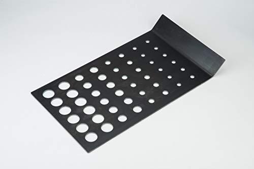 Landmann Grillplatte, Tennese, schwarz, 71x35x35 cm, 670106