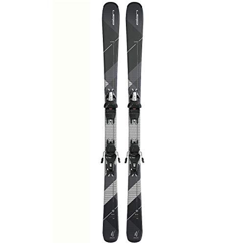 Elan Damen Ski - Snow Black 2018/2019 + Bindung ELW 9.0 GW Shift in der Länge 152cm