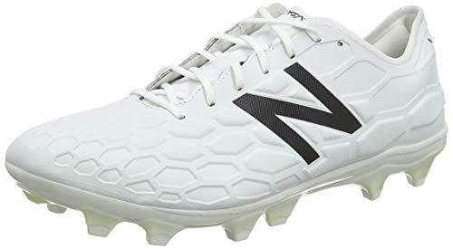 New Balance Herren Visaro 2.0 Pro FG Fußballschuhe, Weiß (Weiß Weiß), 41.5 EU