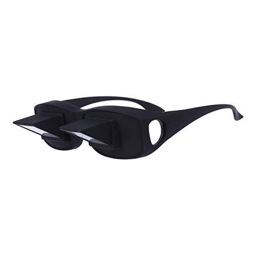 SUPVOX, Horizontalsicht-Liegebrille, Farbe: schwarz