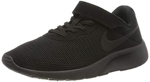 Nike Tanjun (PSV) Laufschuhe, Schwarz (Black/Black 001), 32 EU