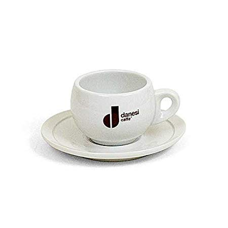 Danesi Caffe Capuccino Cup and Saucer 5 oz by Danesi