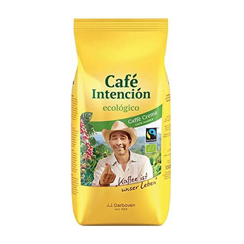 Darboven Café Crema Bio Fairtrade Bohnen 1kg