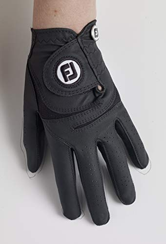 Footjoy Weathersof Handschuh Damen schwarz Linke Hand/ML