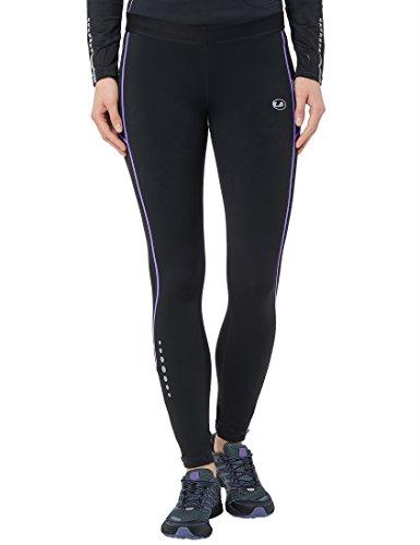 Ultrasport Damen Laufhose Thermo-Dynamic lang, gefüttert mit Quick-Dry-Funktion