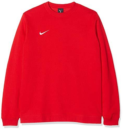 Nike Herren Club19 Sweatshirt, University Red/White, S