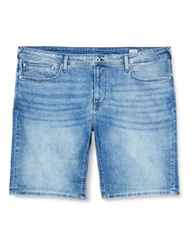 Pepe Jeans Herren Stanley Short Cargos, 000denim, 28