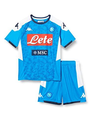 SSC Napoli Kinder Milik Kit Wettkampf 2019/2020 10 Jahre blau