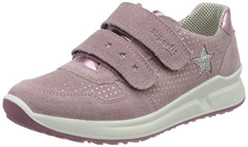 Superfit Mädchen Merida Sneaker, Violett (Lila 90), 28 EU