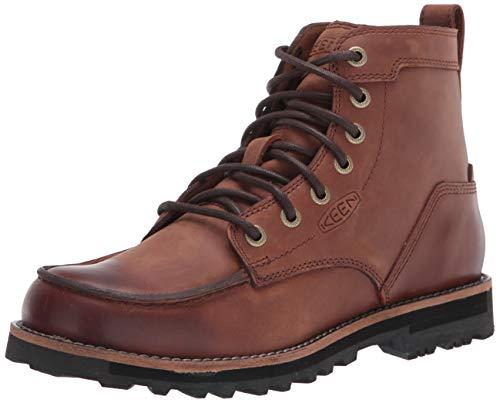 KEEN Herren 59 Moc Boot Mode-Stiefel, braun, 46 EU