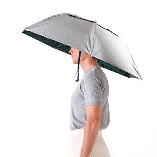 Aoneky Schirm, Sonnenschirm, Regenschirm, Trekkingschirm, Wanderregenschirm