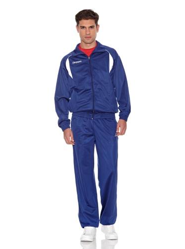 Kappa Trainingsanzug Breccia dunkelblau/weiß XXL
