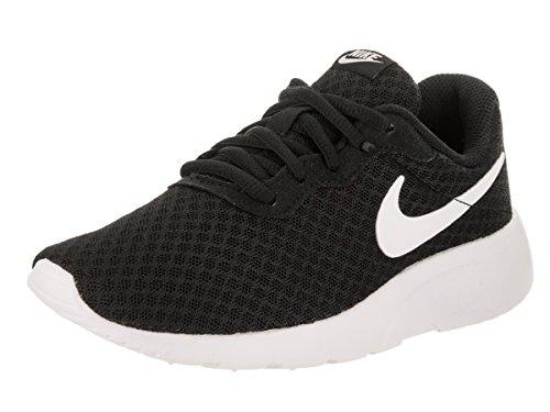 Nike , Jungen Sneaker, Negro / Blanco (Black / White-White), 32 EU