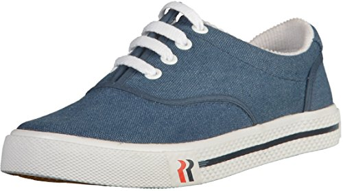 Romika Unisex-Erwachsene Soling Bootsschuhe, Blau (jeans), 47 EU
