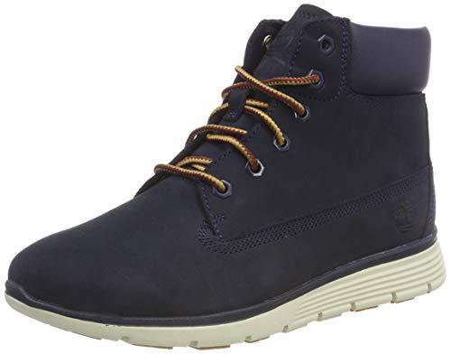 Timberland Unisex-Kinder Killington Klassische Stiefel, Blau (Black Iris Nubuck 19), 39 EU
